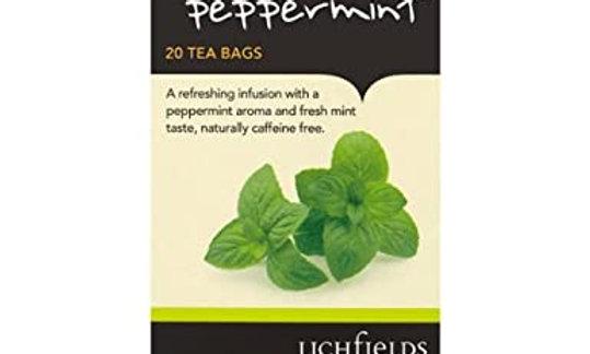 Peppermint Tea, Litchfields, 20 bags