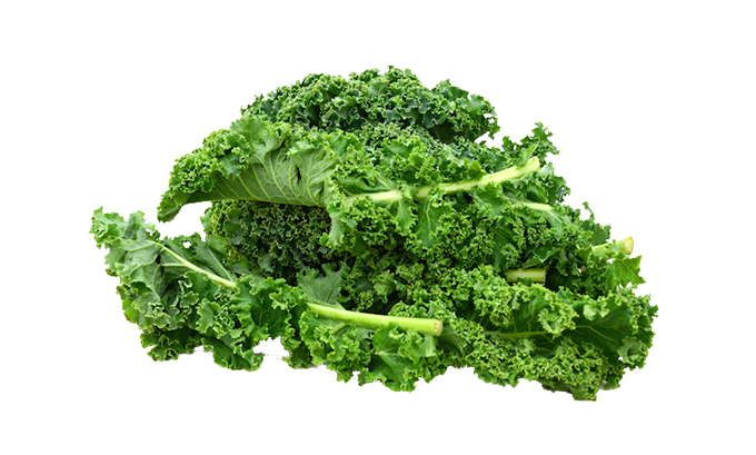 Curly Green Kale Bagged Approx 350g