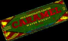 Tunnocks Caramel Wafer, 30g