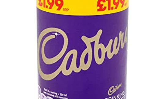 Drinking Chocolate Cadburry 250g