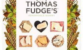 Thomas Fudge, Cheese Biscuit Selection, 675g