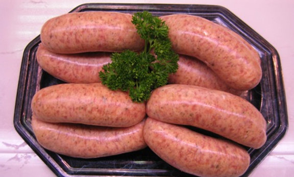 ONLEY Farms Cmberland Sausages 1kg
