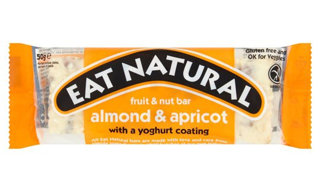 Eat Natural, Yoghurt & Almond Bar 50g