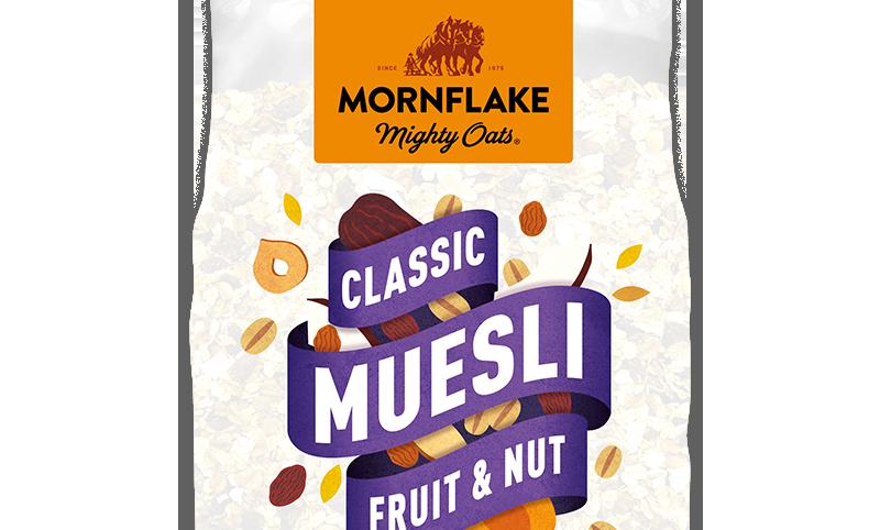 Muesli Fruit & Nuts, 750g