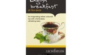 English Breakfast Lichfields 20s