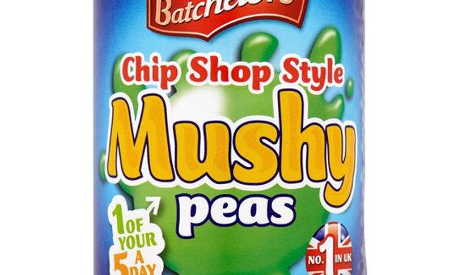 Mushy Peas, Chip shop, Batchelors 300g