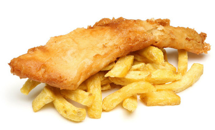 Fish & Chips Large  (FRI-SUN)