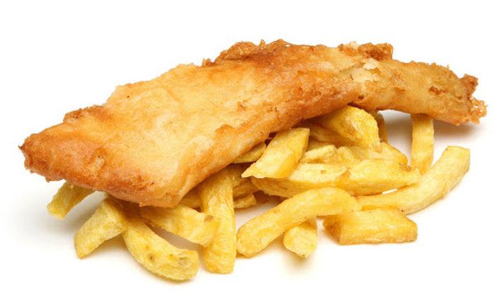 Kids Fish & Chips (THUR-SUN)