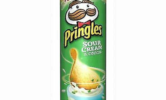 Pringles, Sour Cream & Onion, 200g, Family share