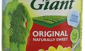 Sweetcorn Green Giant Original, 198g