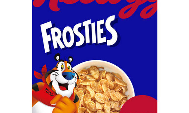 Frosties Kellogs cornflakes 500g