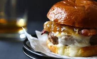 NEW Maltsters Bistro Burger (Beef)  (THUR-SUND)