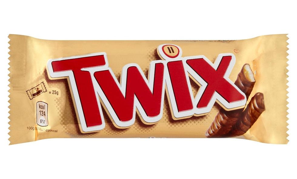 Twix Twin 50g