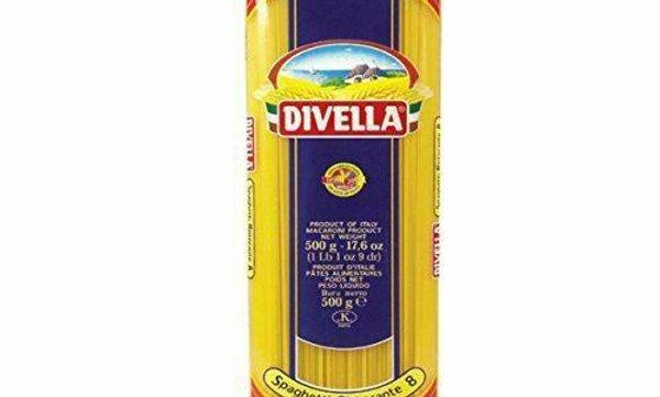 Spaghetti Divella 500g