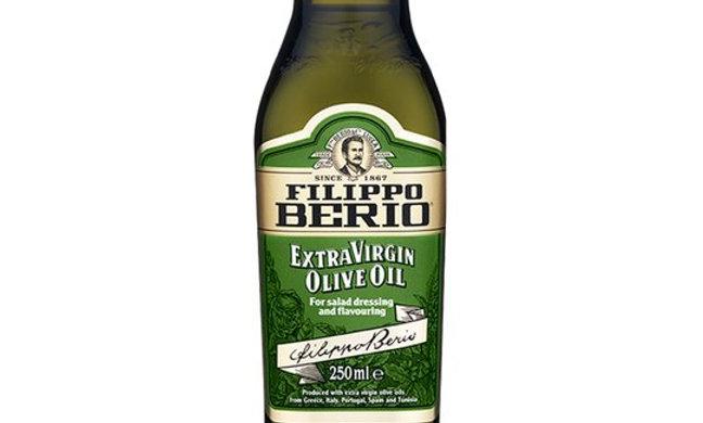 Extra Virgin Olive Oil, Felippo Berio, 250ml