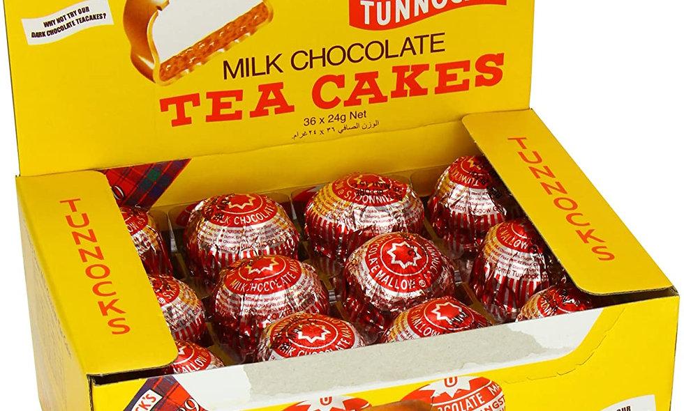 Tunnocks Teacake, 36g