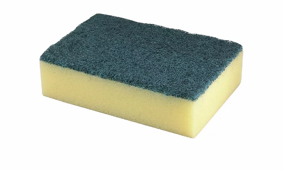 Jantex Foam Scourer