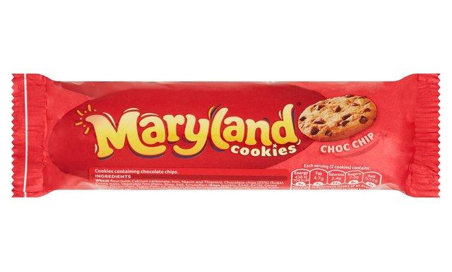 Maryland Choc Chips 136g