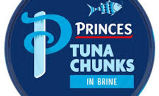 Princes Tuna Chunks In Brine, 145g
