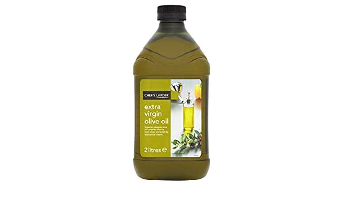 Extra Virgin Olive OIL, CL, 2 LITRES