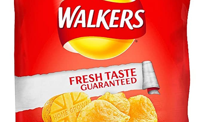 Ready Salted Walkers 50G