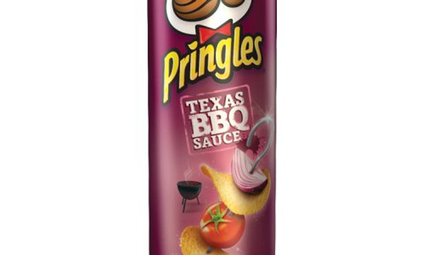 Pringles, Texas BBQ, 200g, Family share