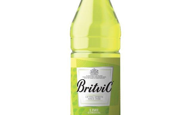 Lime Cordial Britvic 1Ltr