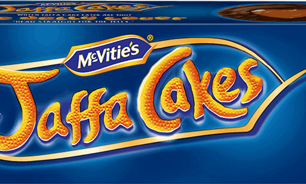 Jaffa Cakes, Pack 122g