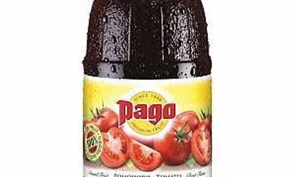 Pago Tomato Juice 200ml