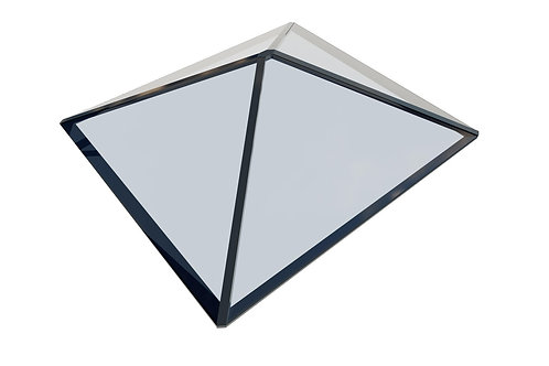 Korniche Pyramid Lantern depth 150 x width 150 cm