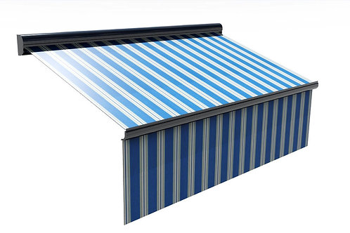 Erhardt KD Awning with Valance width to 300