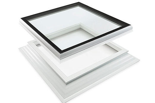 iWindow2 (FIXED) Plus Kerb Plus LED Plus Blinds 120 x 120 cm