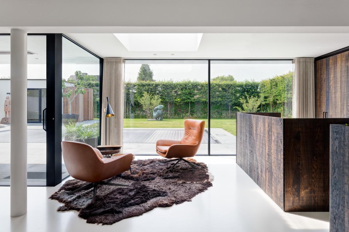 Slim-frame Sliding Doors