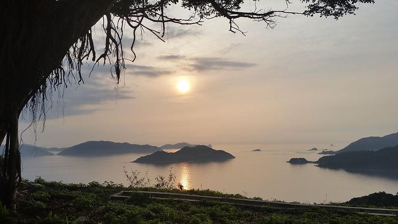 Hong Kong Sunrise 2016