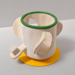 Absinthe Mug (after Picasso)