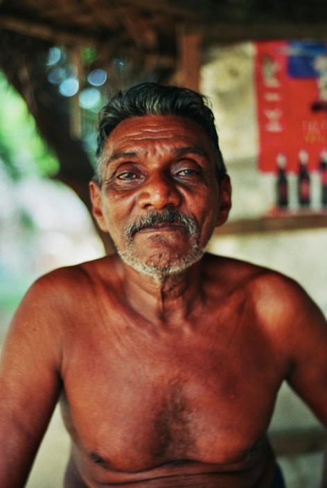 Chris Schmid - Mein Großvater, Bali