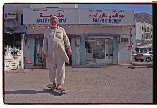 Analog_Tobias Ulbrich_En Route_Oman_Musca_Old man on board