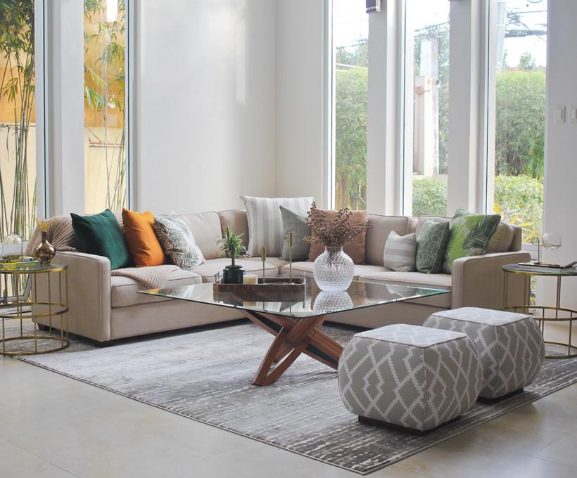 Interiors by Claudine Medina