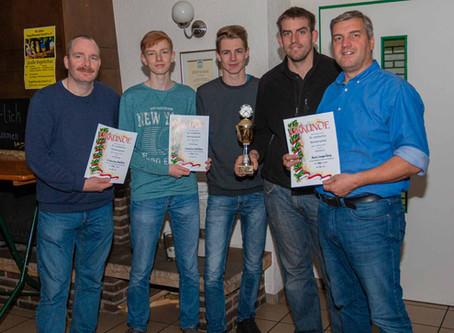 Schützen beim Lambertuspokal 2019