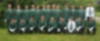 Gruppenbild Ehrengarde St. Sebastian Schützenbruderschaft Amelsbüren 1813 e.V.