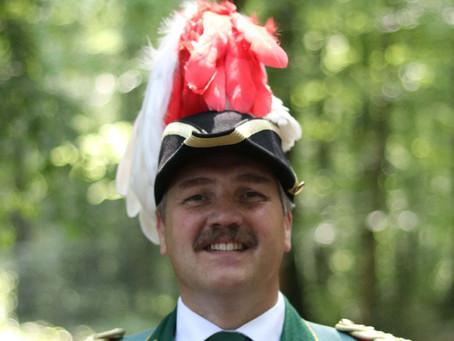 Oberst Langenkamp übernimmt wichtigen Posten im Landesbezirk Münster