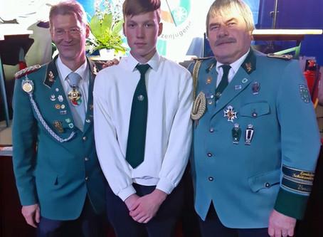 Schützenbruderschaft nimmt am Bundesjungschützentag teil
