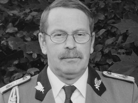 Nachruf für unseren Ehrenoberst Heinrich Bruns