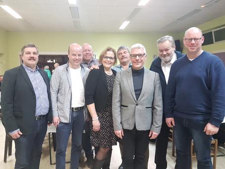 Generalversammlung der St. Sebastian Schützenbruderschaft