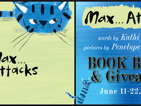 Max Attacks, Book Blitz & Giveaway, #LSBBT REVIEW