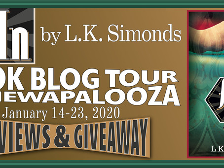 All In, by L.K. Simonds, Review, Lone Star Book Blog Tour