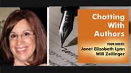 Chatting with Authors graphic L winston.