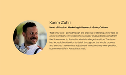 Karim Zuhri - Head of Product Marketing