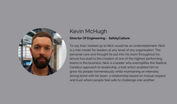 Kevin McHugh - Director Of Engineering -