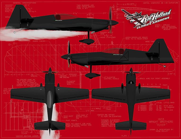 RobHolland Airpplane MXS-RH